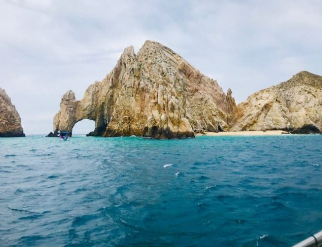 Arch at Land's End, Los Cabos; Photo by Susie Albin-Najera
